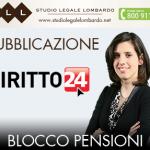 INPS e blocco pensioni: cosa cambia dopo la sentenza n. 70/2015